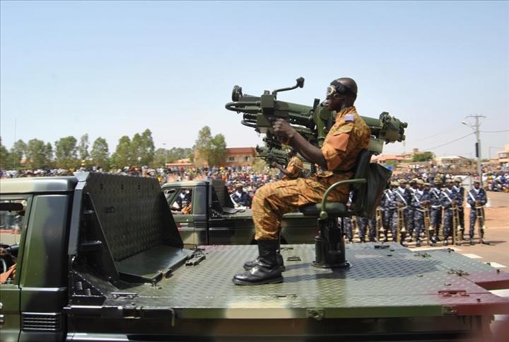 Armée nationale Burkinabé / Military of Burkina Faso - Page 2 DSC_0626