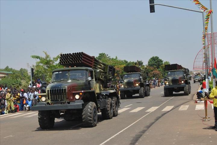 Armée nationale Burkinabé / Military of Burkina Faso - Page 2 DSC_0629
