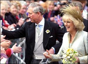 Carlos de Inglaterra y Camilla, Duquesa de Cornualles _41016553_greet300