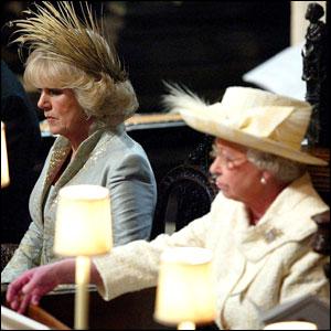 Carlos de Inglaterra y Camilla, Duquesa de Cornualles _41016555_queen300