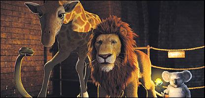 [Disney] The Wild - La Ville, C'est la Jungle. (2006) _42100524_thewild_416_disney
