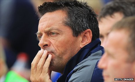 manager - Manager Phil Brown leaves Preston North End _57317708_brown466