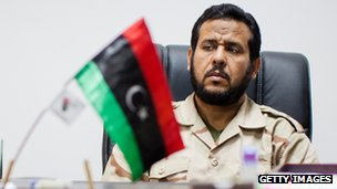 Surviving in Libya _59554567_belhaj2_getty