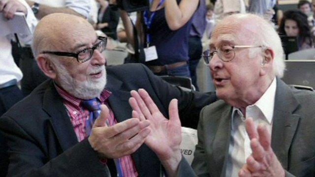Bosão de Higgs pode ter sido descoberto _70348746_higgs_624