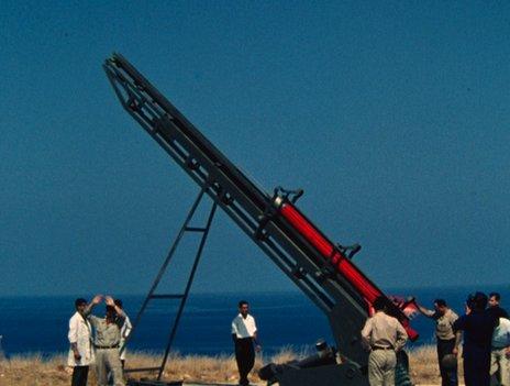 كيف سعى لبنان لغزو الفضاء _70806097_1