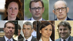 Phone Hacking Trial: Rebekah Brooks and Andy Coulson trial begins today:UPDATE BROOKS NOT GUILTY, COULSON GUILTY - Page 3 _71697643_new7composite624