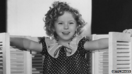 Shirley Temple Dead: Hollywood Star Dies Aged 85  _72899045_3306856