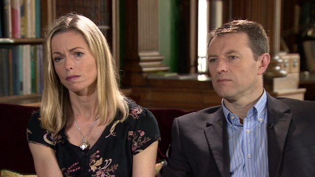 """McCanns """"frustrated"""" by lack of joint inquiry  _74574461_de51-1"""