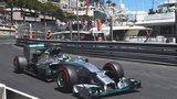 Nico Rosberg cleared after Monaco pole investigation  _75082749_rosbergv2
