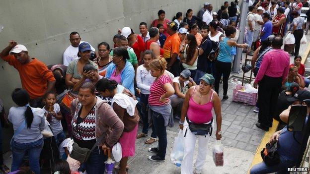 Venezuela's Socialism... _80503217_025569003-1