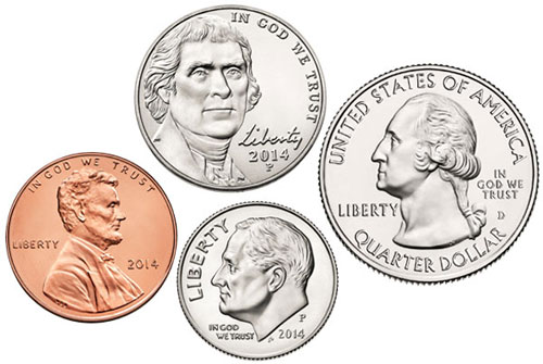SAVE YOUR COINS PEOPLE ~ Reintroduced Bill Seeks Steel Cents, Nickels, Dimes, and Quarters Coins