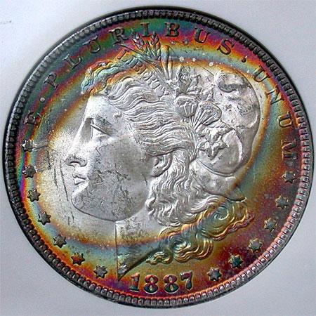 ¿oscurecer  monedas de plata? - Página 2 Morgan1