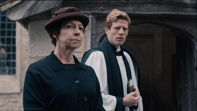 Grantchester ITV 2014, l'adaptation des romans de James Runcie - Page 5 Stream_img