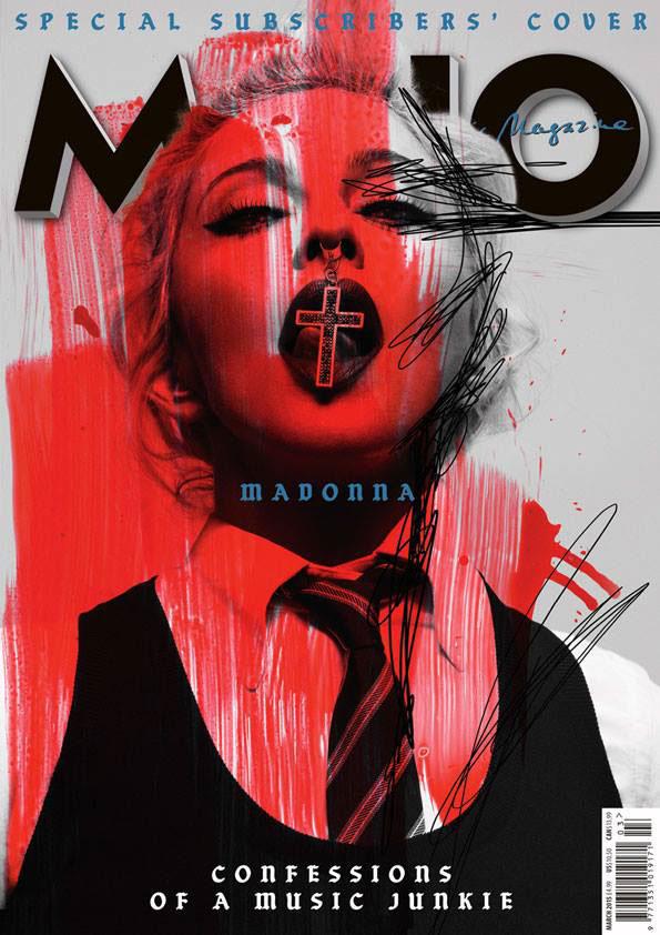 Promoción >> 'Rebel Heart'  #BitchI'mMadonna TheTonightShow pag. 28 - Página 4 Mojo_cover