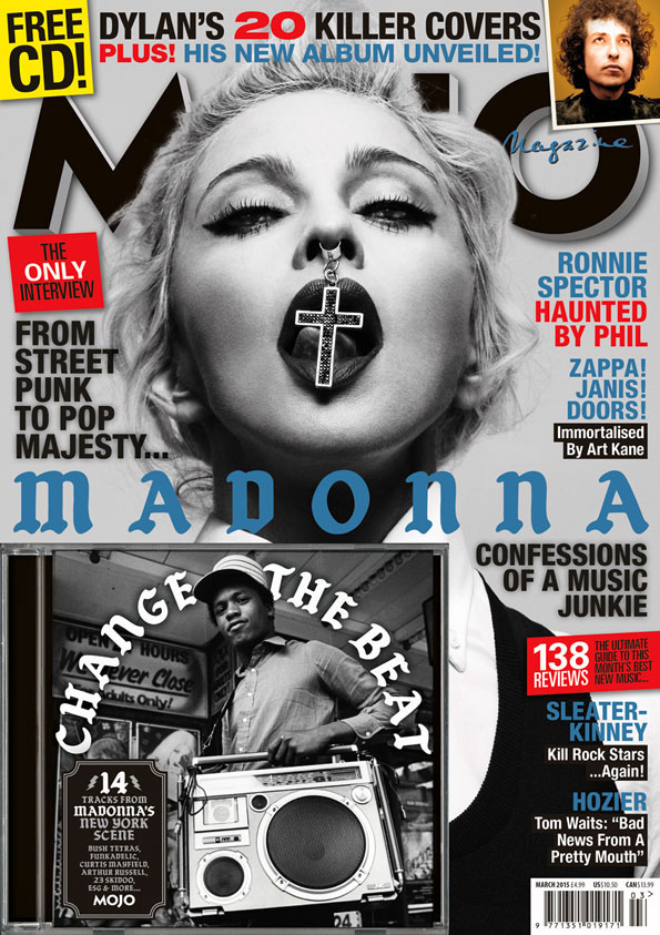 Promoción >> 'Rebel Heart'  #BitchI'mMadonna TheTonightShow pag. 28 - Página 4 Mojo_cover_newsstand
