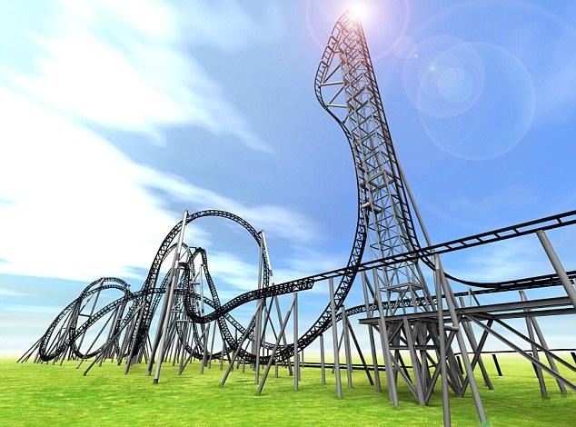 la montaña rusa mas empinada del mundo made in japonlandia  Japanese-Park-to-Launch-World-s-Steepest-Rollercoaster-Ride-Takabisha-2