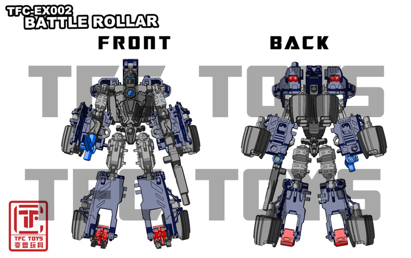 [TFClub] Rollo (mini bolide d'Optimus) devient robot | [TFClub] Gears of War 2: Fusils d'Optimus 0726_2_1217332826