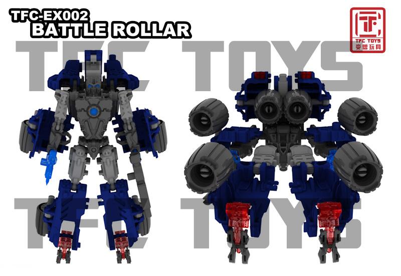 [TFClub] Rollo (mini bolide d'Optimus) devient robot | [TFClub] Gears of War 2: Fusils d'Optimus 0726_3_1217332826