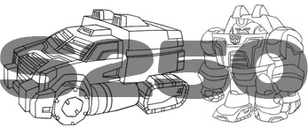 Images du design des personnages de Transformers Animated Brawn_1227308166
