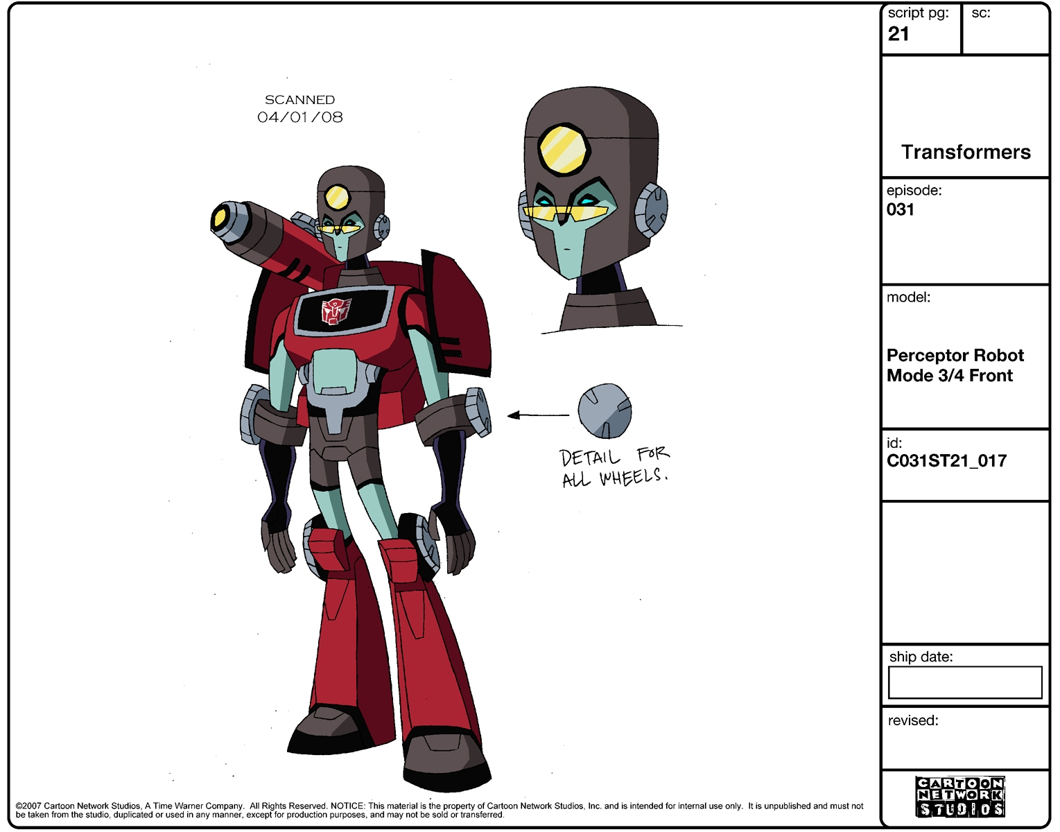 Images du design des personnages de Transformers Animated Per1_1232120927