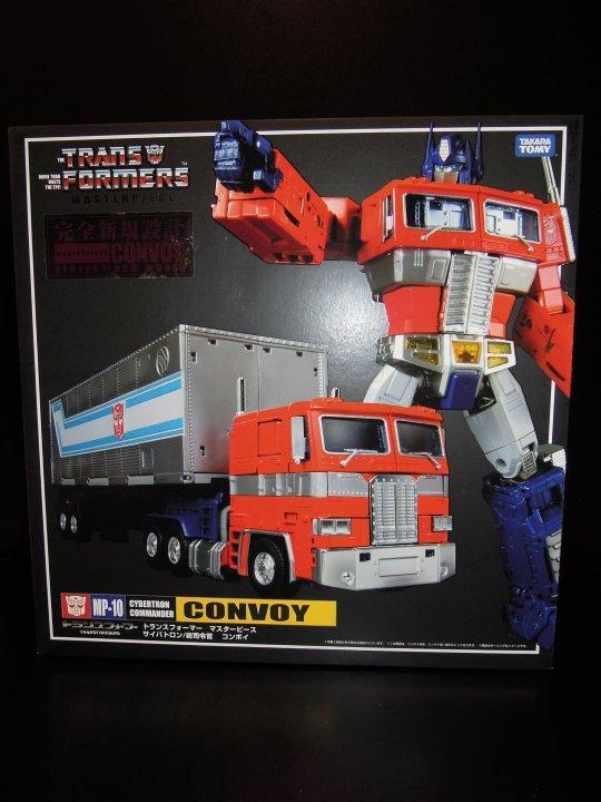 [Masterpiece] MP-10 Optimus Prime/Optimus Primus - TakaraTomy | Hasbro - Page 2 Mp101_1316713901
