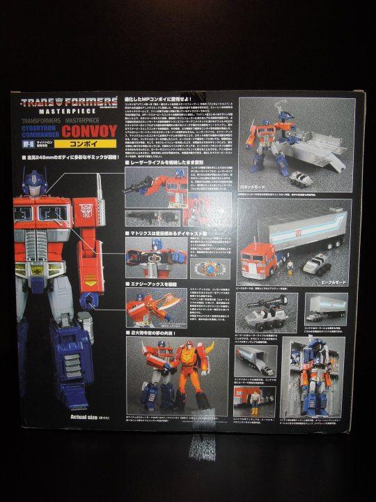 [Masterpiece] MP-10 Optimus Prime/Optimus Primus - TakaraTomy | Hasbro - Page 2 Mp102_1316713901