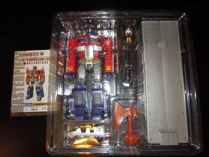 [Masterpiece] MP-10 Optimus Prime/Optimus Primus - TakaraTomy | Hasbro - Page 2 Mp105_1316713901