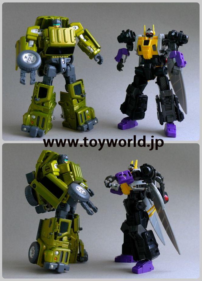 [ToyWorld] Produit Tiers - Jouet tiers Throttlebots Twt01-2_1335642428
