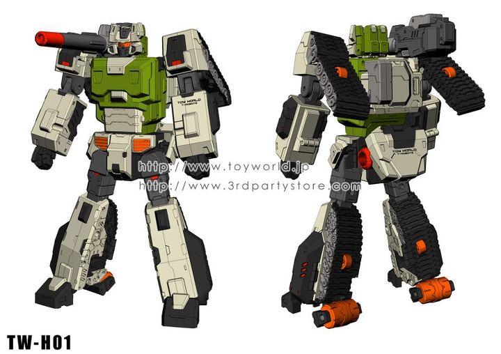 [Toyworld] Produit Tiers - Jouets Headmasters - TW-H01 Hardbone, TW-H02 Brainwave, TW-HO3 Swamper 396725_468807709813838_622951257_n_1341146057