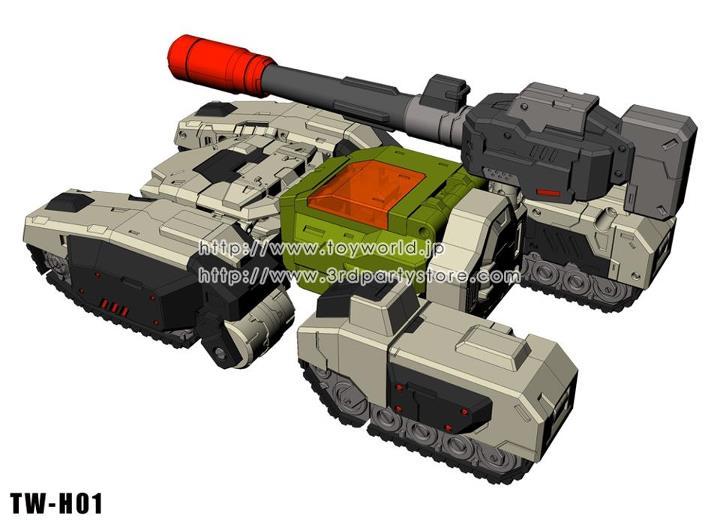 [Toyworld] Produit Tiers - Jouets Headmasters - TW-H01 Hardbone, TW-H02 Brainwave, TW-HO3 Swamper 425536_468807216480554_1270854405_n_1341146057