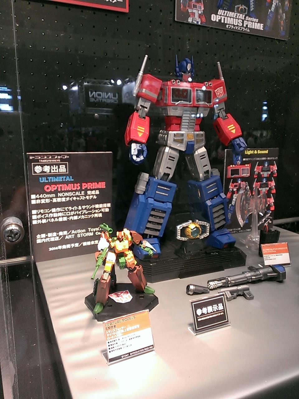 Figurines Transformers G1 (articulé, non transformable) ― Par 3A, Action Toys, Fewture, Toys Alliance, Sentinel, Kotobukiya, Kids Logic, Herocross, EX Gokin, etc 1374986386940_1375005162