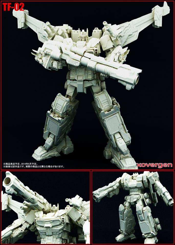 [Xovergen] Produit Tiers - Trailerforce-01 (Remorque Powermaster pour Optimus G1) + Trailerforce-02: Godbomber (TF Masterforce) - Page 2 Xovergen-TF-02-God-Bomber-God-Ginrai_1389991731