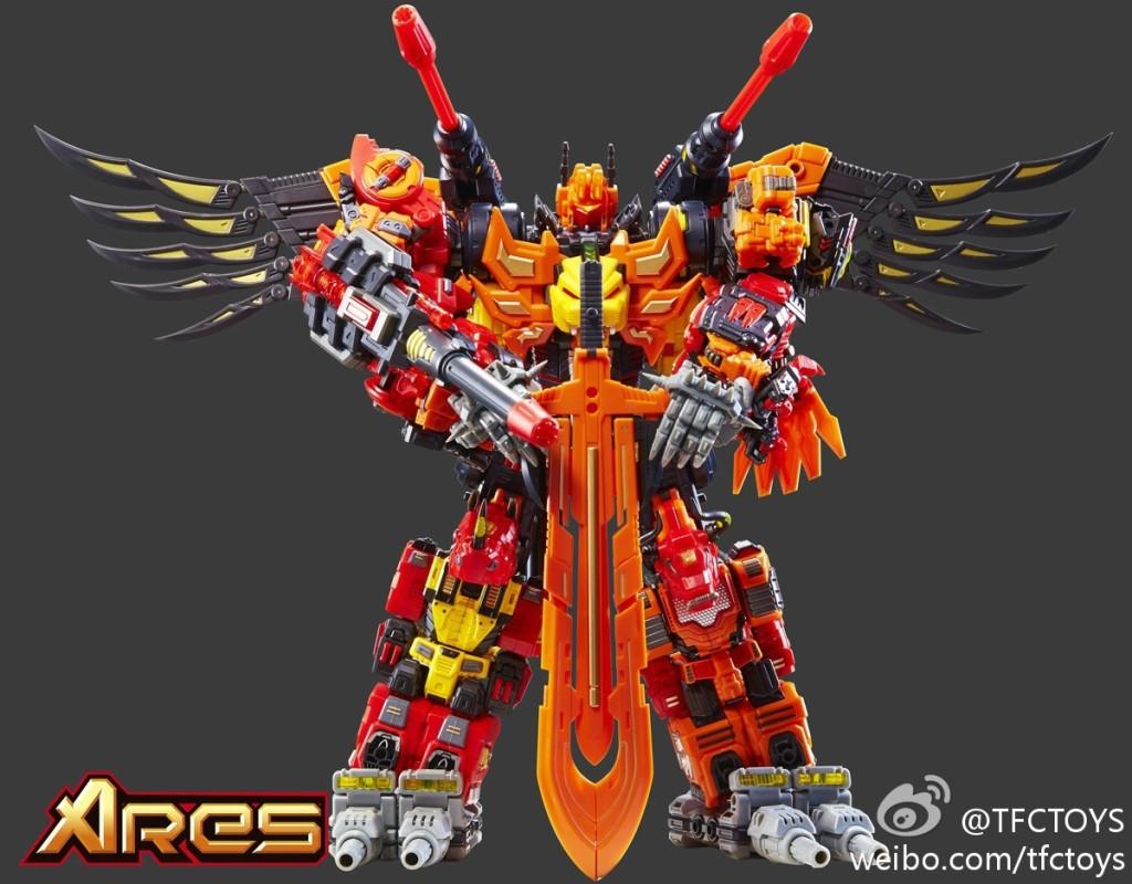 """[TFC Toys] Produit Tiers - Jouet """"Projet Ares"""" - aka Prédacons - Page 3 8271cf6egw1eivamto65oj20xc0q2ag7_1406754300"""