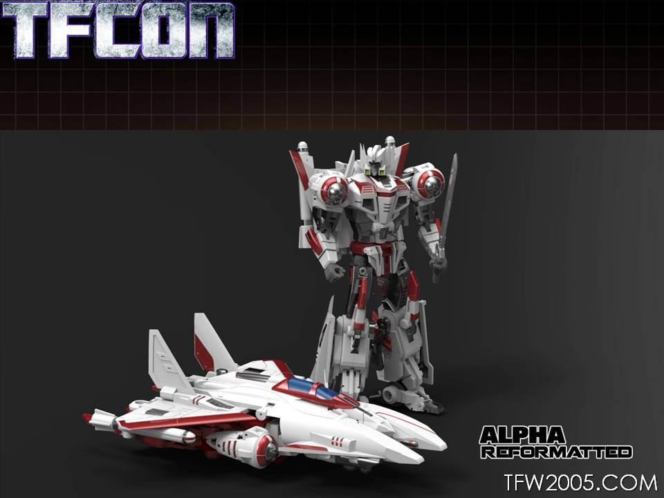 [Mastermind Creations] Produit Tiers - Jouets Aero Alpha (aka Wing), Stray (Drift) et Ater Beta (aka Deadlock) des BD IDW TFCon-3rd-Party-305