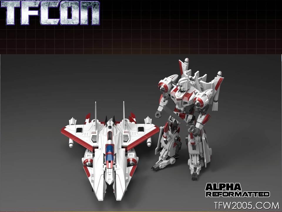 [Mastermind Creations] Produit Tiers - Jouets Aero Alpha (aka Wing), Stray (Drift) et Ater Beta (aka Deadlock) des BD IDW TFCon-3rd-Party-306