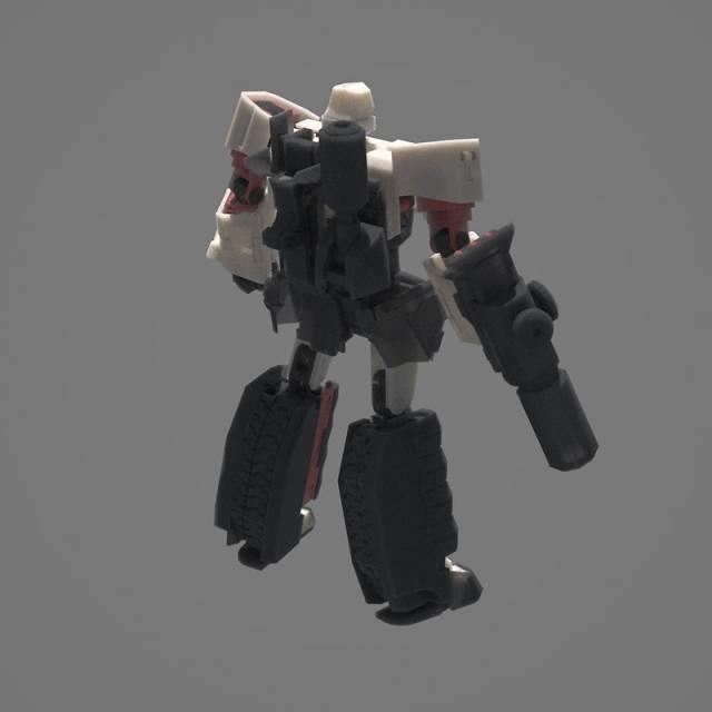 [Bold Forms] Produit Tiers - BF-01 Gladius (aka Mégatron G1) + Lone Wolf (aka Menasor/Menaseur G1) - Page 2 Bold-Forms-Gladius-the-Dark-Emperor-06