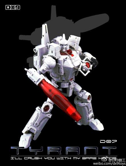[DX9 Toys] Produit Tiers - D07 Tyrant - aka Galvatron DX9-D07-Tyrant