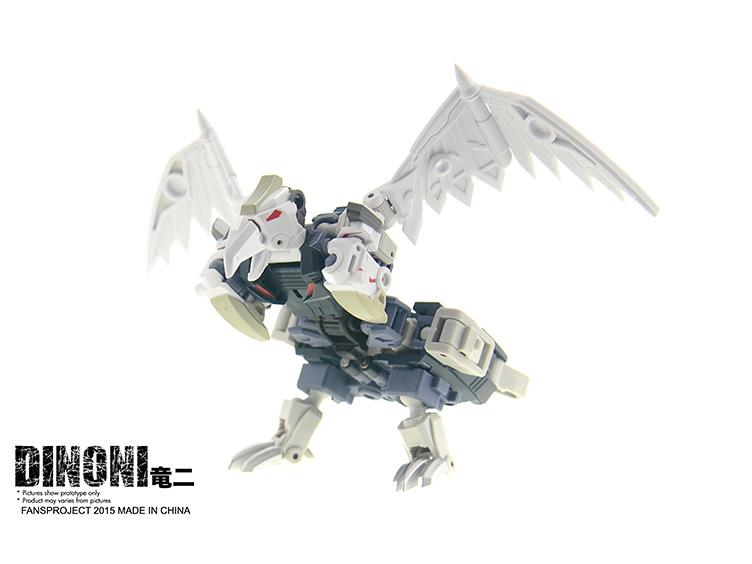 [FansProject] Produit Tiers - Jouet Saurus Ryu-oh aka Dinoking (Victory) | Monstructor (USA) Dinoni3