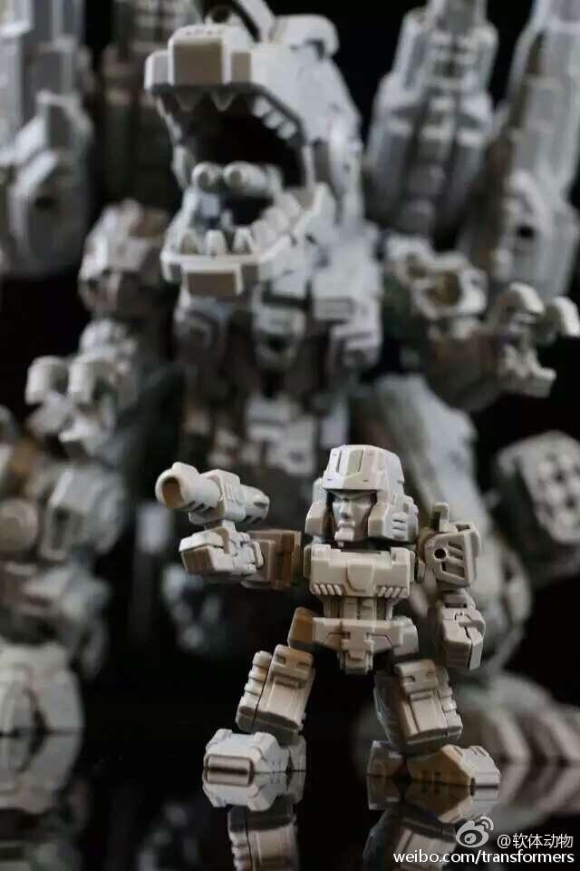 Produit Tiers - Figurine miniature déformé (transformable) - Par: Hero Hobby + MiniPower + Master Made Master-Made-Diabolus-Rex-1