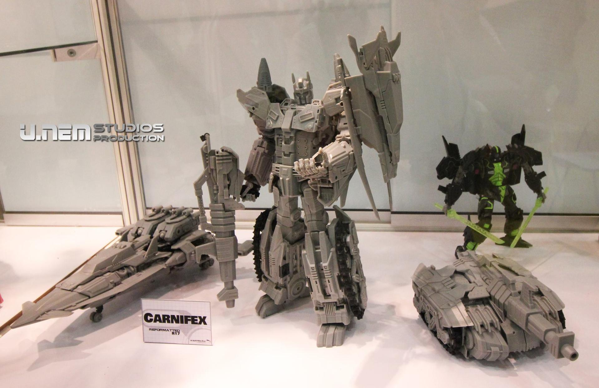 [Mastermind Creations] Produit Tiers - R-17 Carnifex - aka Overlord (TF Masterforce) Carnifex-1