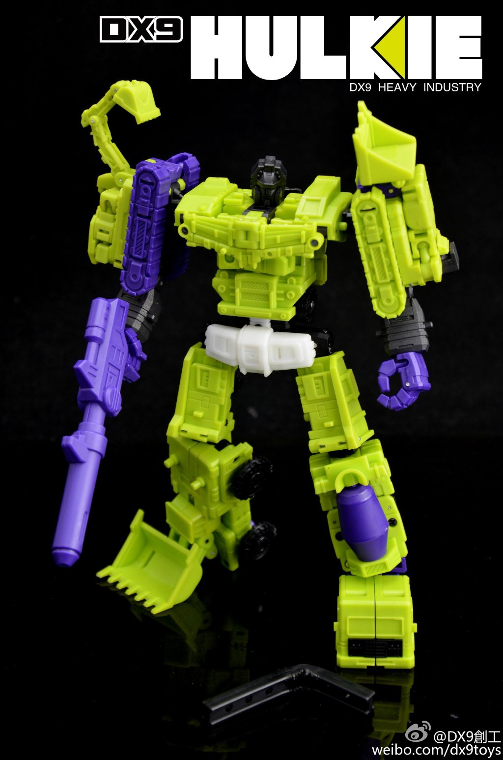[DX9 Toys] Produit Tiers - Jouet War in Pocket (Taille Legends) DX9-Hulkie-01