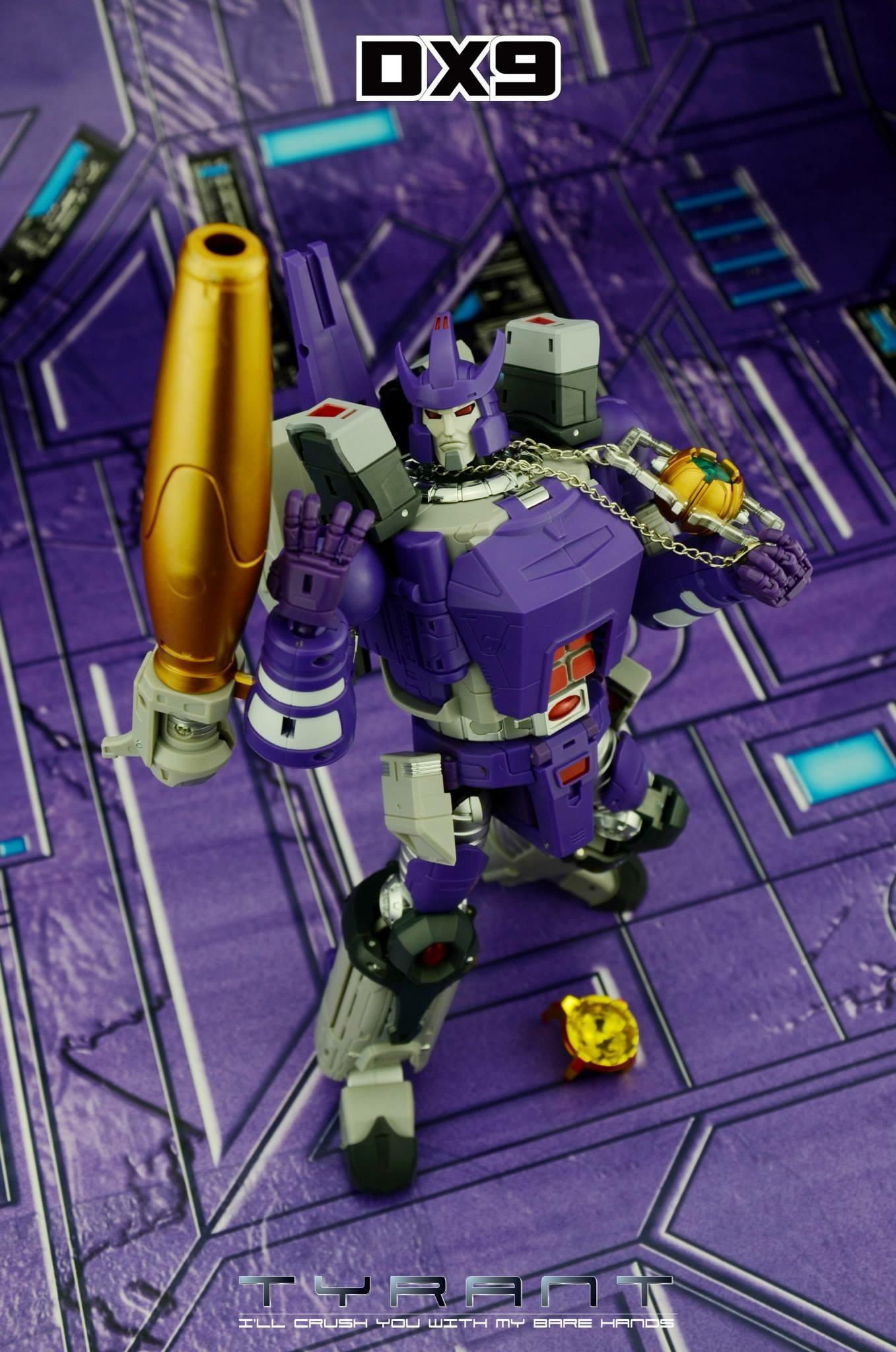 [DX9 Toys] Produit Tiers - D07 Tyrant - aka Galvatron Image21