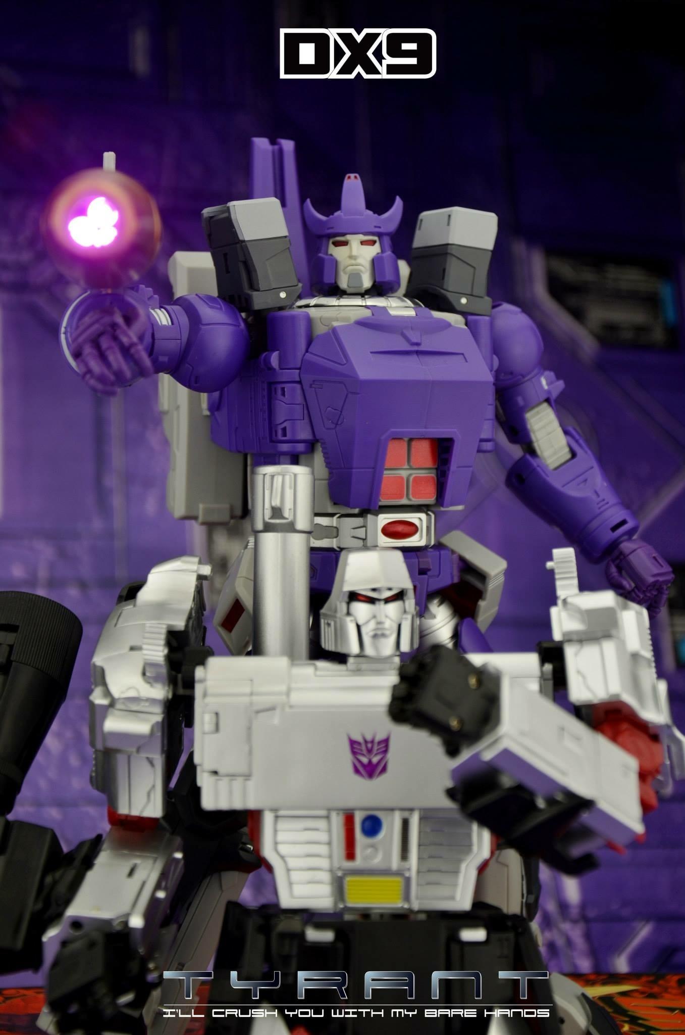 [DX9 Toys] Produit Tiers - D07 Tyrant - aka Galvatron Image23