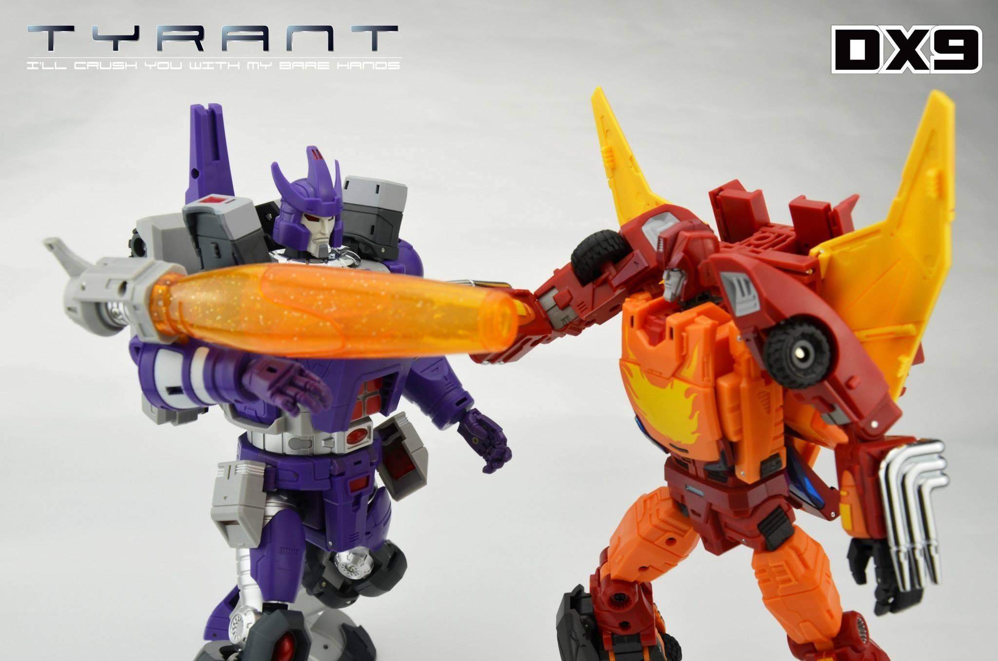 [DX9 Toys] Produit Tiers - D07 Tyrant - aka Galvatron Image24
