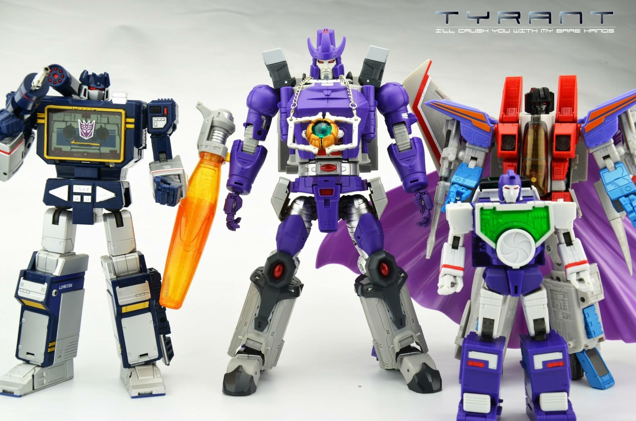 [DX9 Toys] Produit Tiers - D07 Tyrant - aka Galvatron Image25