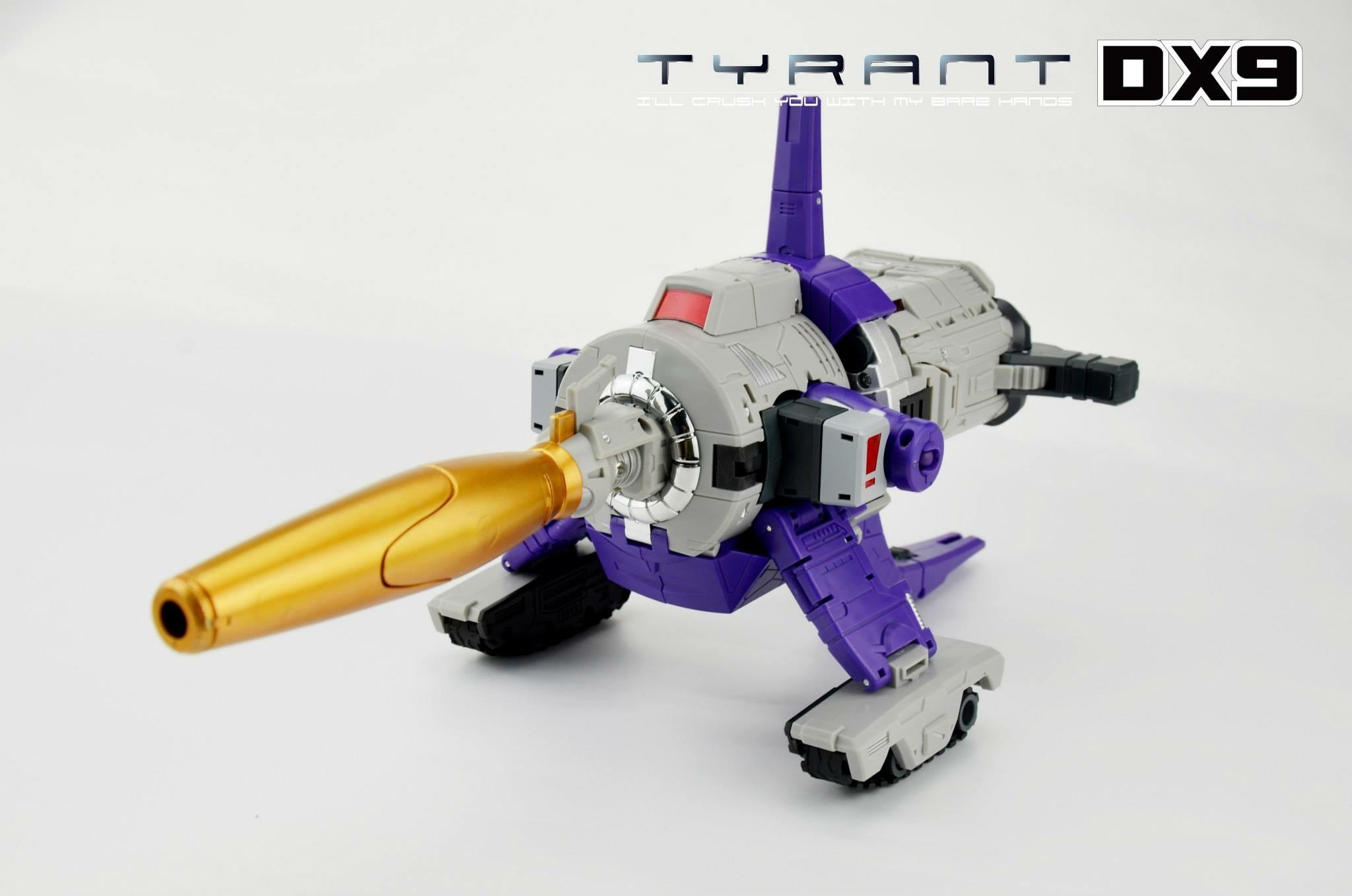 [DX9 Toys] Produit Tiers - D07 Tyrant - aka Galvatron Image26