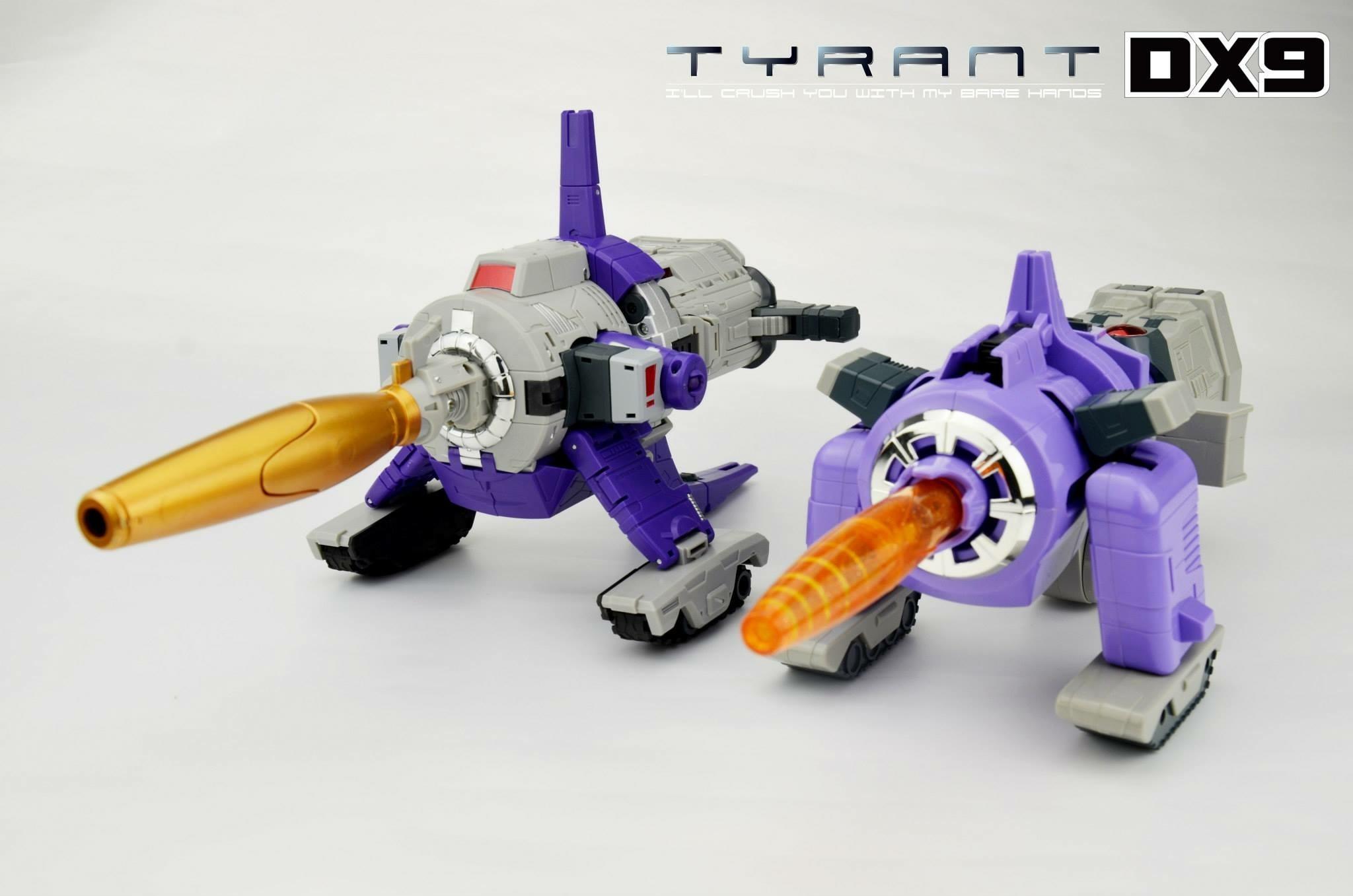 [DX9 Toys] Produit Tiers - D07 Tyrant - aka Galvatron Image27