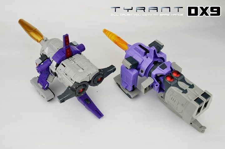 [DX9 Toys] Produit Tiers - D07 Tyrant - aka Galvatron Image28