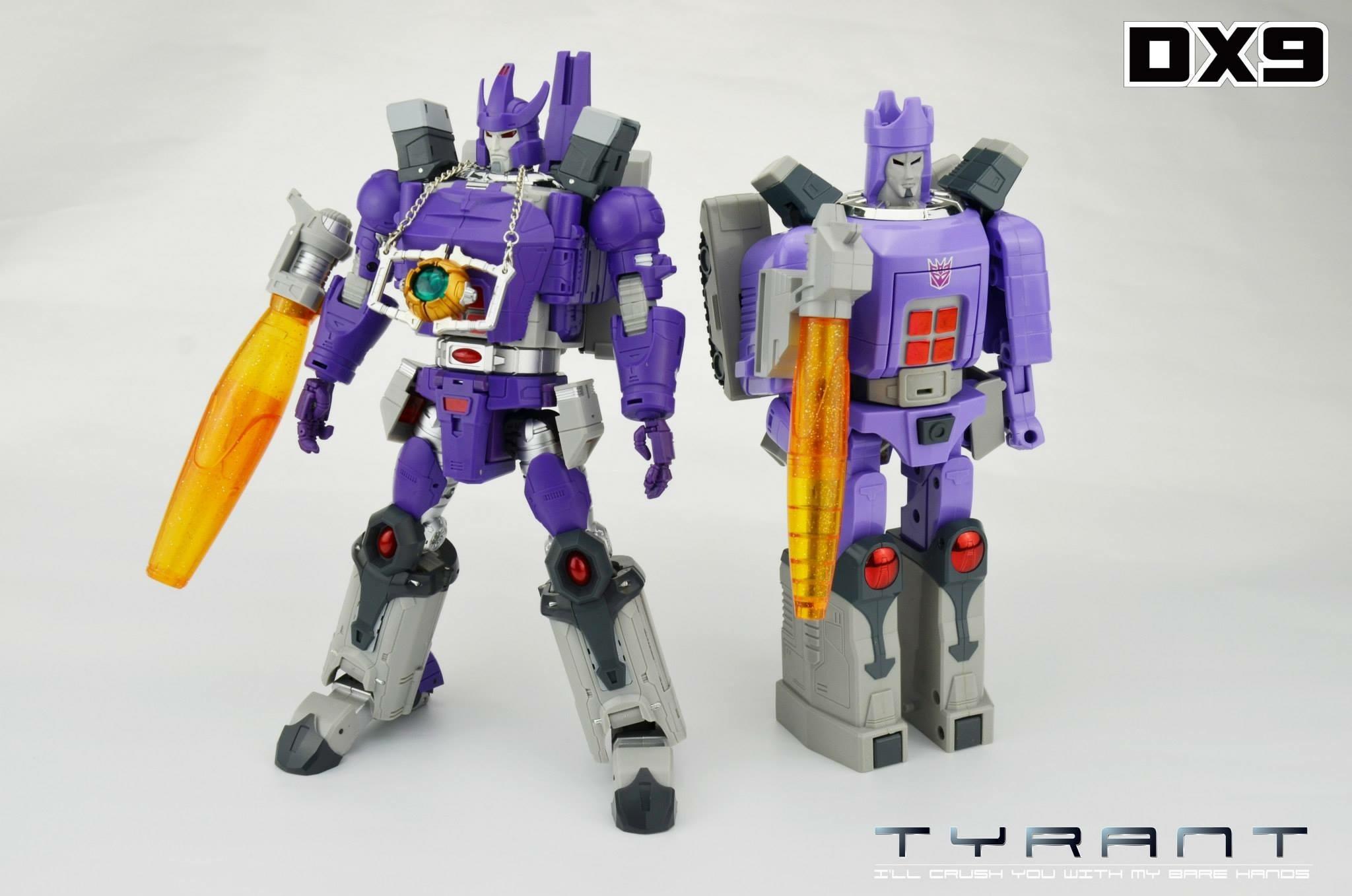 [DX9 Toys] Produit Tiers - D07 Tyrant - aka Galvatron Image29