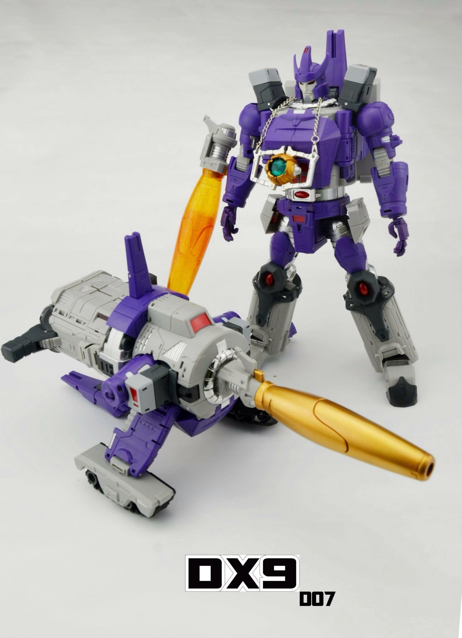 [DX9 Toys] Produit Tiers - D07 Tyrant - aka Galvatron Image30